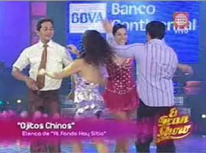 Félix, Mayra Couto, Gladys, Grace, Pollo gordo