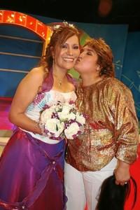 Abencia Meza, Alicia Delgado