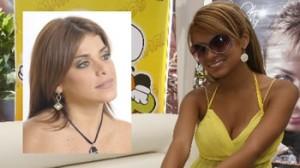 Giovanna Valcárcel, Shirley Arica