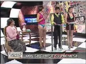 Mónica Cabrejos, Aldo Miyashiro