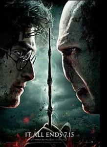 Harry Potter y las reliquias de la muerte II, Daniel Radcliffe