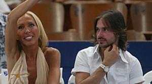 Laura Bozzo, Cristian Zuárez