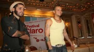 Calle 13, René Pérez, Susana Baca, Eduardo Cabra, Ileana CabraBaca