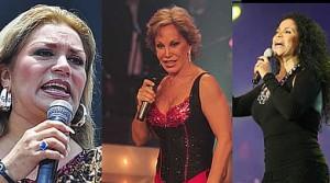 Cecilia Bracamonte, Rosa Flor, Eva Ayllón