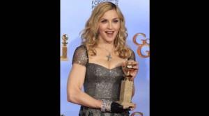 Golden Globes, Globos de Oro, Globos de Oro 2012, Golden Globes 2012, Madonna