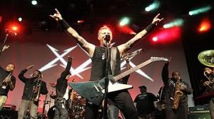 Metallica, James Hetfield, Lima, Perú, 3D, Revista Rolling Stones