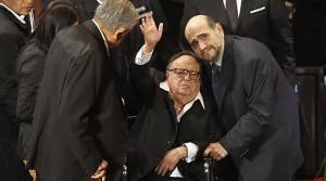 Chavo del 8 , Homenaje a Chespirito , Chespirito , Roberto Gómez Bolaños