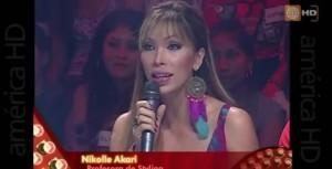 Tomás Angulo ,Nicole Akari