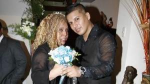 matrimonio , aniversario , farándula peruana , Luis Caycho , Lucía de la Cruz