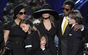 Música, Michael Jackson, Paris Jackson, Prince Jackson, Katherine Jackson, Janet Jackson, Diana Ross, Tito Jackson