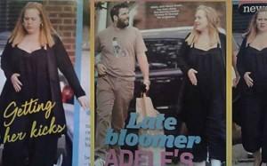 Música, Embarazos de famosos, Adele, Simon Konecki