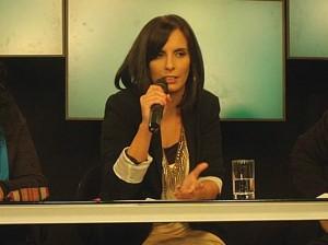 Carla García , Beto Ortiz , La Casa de los Secretos , Frecuencia Latina , Alan García , Gisela Valcárcel , Magaly Medina