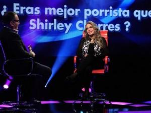 Anelhí Arias Barahona , Carolina Barahona , Miguel Rebosio , El Valor de la Verdad , Videos de Espectáculos