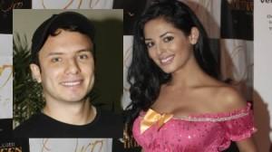 modelo , farándula peruana , romance , Combate , Andrea Luna , Jenko del Río