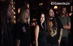 Rock, Conciertos en Lima, Música, Estadio de San Marcos, Evanescence, Conciertos 2012, Amy Lee