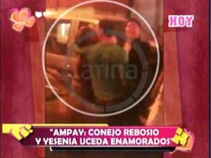Miguel Rebosio , Belén Estévez , Yesenia Uceda , Amor Amor Amor , Frecuencia Latina , Videos de Espectáculos