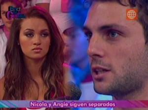 Nicola Porcella , Angie Arizaga , Videos de Espectáculos , Esto es Guerra