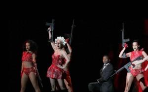 Música, Lady Gaga en Lima, Lady Gaga