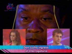 Nicola Porcella , Lucho Arizaga , Angie Arizaga , Esto es Guerra , Videos de Espectáculos