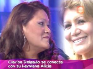 Alicia Delgado , Abencia Meza , Clarissa Delgado
