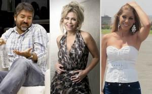 El gran show, Televisión, Gisela Valcárcel, Viviana Rivas Plata, Ricky Rodríguez, Televisión